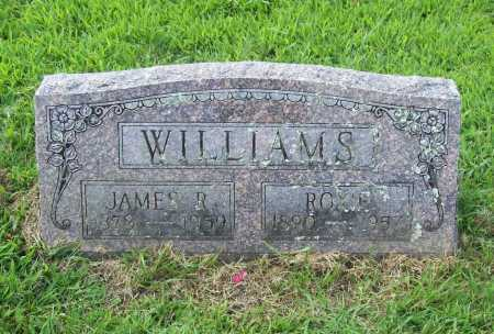WILLIAMS, JAMES RANDOLPH - Madison County, Arkansas | JAMES RANDOLPH WILLIAMS - Arkansas Gravestone Photos