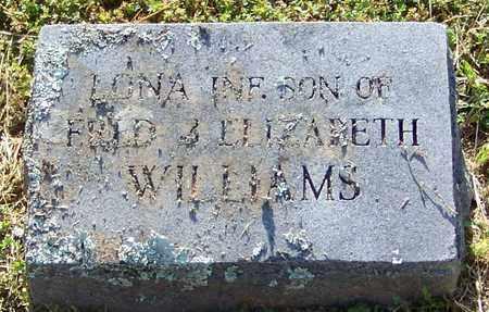 WILLIAMS, LONA - Madison County, Arkansas | LONA WILLIAMS - Arkansas Gravestone Photos