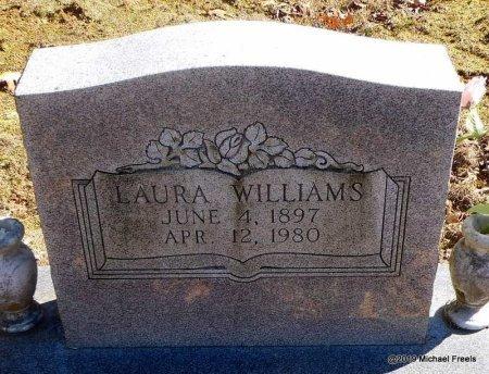 WILLIAMS, LAURA - Madison County, Arkansas | LAURA WILLIAMS - Arkansas Gravestone Photos