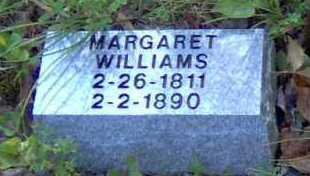 WILLIAMS, MARGARET - Madison County, Arkansas | MARGARET WILLIAMS - Arkansas Gravestone Photos