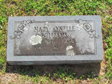 WILLIAMS, MARY LYNELLE - Madison County, Arkansas | MARY LYNELLE WILLIAMS - Arkansas Gravestone Photos