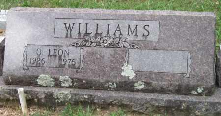 WILLIAMS, OLEN LEON - Madison County, Arkansas | OLEN LEON WILLIAMS - Arkansas Gravestone Photos