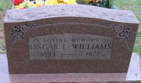 WILLIAMS, OSCAR LEE - Madison County, Arkansas | OSCAR LEE WILLIAMS - Arkansas Gravestone Photos