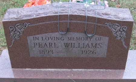 WILLIAMS, PEARL - Madison County, Arkansas | PEARL WILLIAMS - Arkansas Gravestone Photos