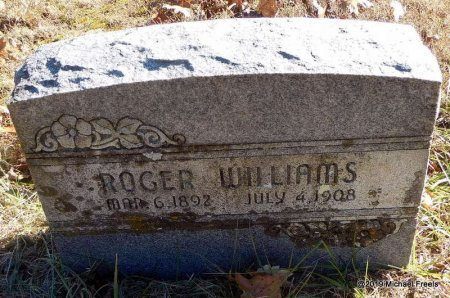 WILLIAMS, ROGER - Madison County, Arkansas | ROGER WILLIAMS - Arkansas Gravestone Photos