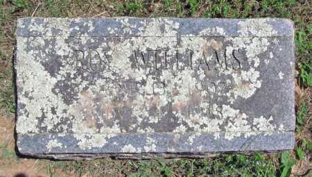 WILLIAMS, ROY - Madison County, Arkansas | ROY WILLIAMS - Arkansas Gravestone Photos