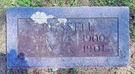 WILLIAMS, RUSSELL - Madison County, Arkansas | RUSSELL WILLIAMS - Arkansas Gravestone Photos