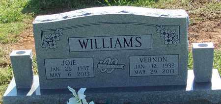 WILLIAMS, JOIE - Madison County, Arkansas   JOIE WILLIAMS - Arkansas Gravestone Photos