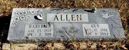 ALLEN, MARYBETH - Marion County, Arkansas   MARYBETH ALLEN - Arkansas Gravestone Photos