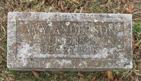 ANDERSON, AMY - Marion County, Arkansas | AMY ANDERSON - Arkansas Gravestone Photos