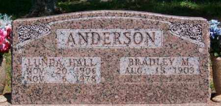 ANDERSON, BRADLEY M. - Marion County, Arkansas | BRADLEY M. ANDERSON - Arkansas Gravestone Photos