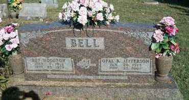 BELL, OPAL B. - Marion County, Arkansas | OPAL B. BELL - Arkansas Gravestone Photos