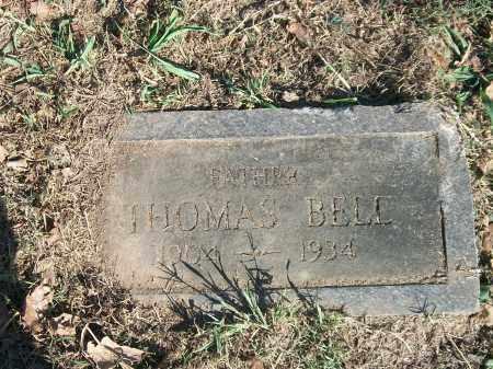 BELL, THOMAS - Marion County, Arkansas | THOMAS BELL - Arkansas Gravestone Photos