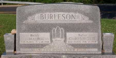 BURLESON, CHARLES RUSSELL - Marion County, Arkansas | CHARLES RUSSELL BURLESON - Arkansas Gravestone Photos