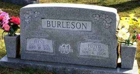 BURLESON, IRENE - Marion County, Arkansas | IRENE BURLESON - Arkansas Gravestone Photos