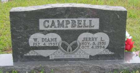 CAMPBELL, JERRY L - Marion County, Arkansas | JERRY L CAMPBELL - Arkansas Gravestone Photos