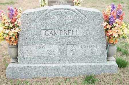 CAMPBELL, TROY - Marion County, Arkansas | TROY CAMPBELL - Arkansas Gravestone Photos