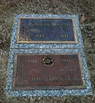 DANCER, KENNETH - Marion County, Arkansas | KENNETH DANCER - Arkansas Gravestone Photos