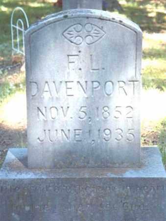 "DAVENPORT, FRANCIS L. ""FRANK"" - Marion County, Arkansas | FRANCIS L. ""FRANK"" DAVENPORT - Arkansas Gravestone Photos"
