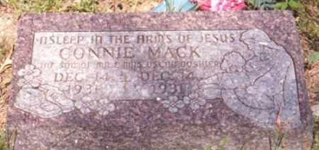 DOSHIER, CONNIE MACK - Marion County, Arkansas   CONNIE MACK DOSHIER - Arkansas Gravestone Photos