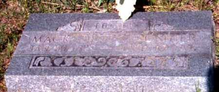 DOSHIER, MACK DUFFY - Marion County, Arkansas   MACK DUFFY DOSHIER - Arkansas Gravestone Photos