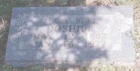 HENSON DOSHIER, MARY BELL - Marion County, Arkansas | MARY BELL HENSON DOSHIER - Arkansas Gravestone Photos