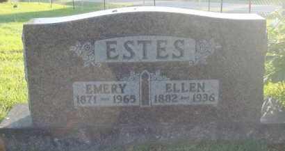 ESTES, ELLEN - Marion County, Arkansas | ELLEN ESTES - Arkansas Gravestone Photos