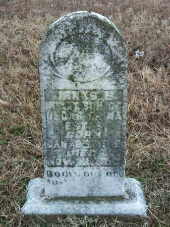 ESTES, JENKS B - Marion County, Arkansas   JENKS B ESTES - Arkansas Gravestone Photos