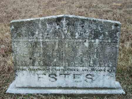 ESTES, INA NOE - Marion County, Arkansas | INA NOE ESTES - Arkansas Gravestone Photos