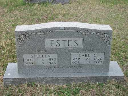 ESTES, CARL C. - Marion County, Arkansas | CARL C. ESTES - Arkansas Gravestone Photos