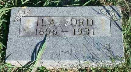 FORD, ILA MAE - Marion County, Arkansas | ILA MAE FORD - Arkansas Gravestone Photos