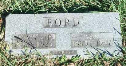 FORD, SAMUEL - Marion County, Arkansas | SAMUEL FORD - Arkansas Gravestone Photos