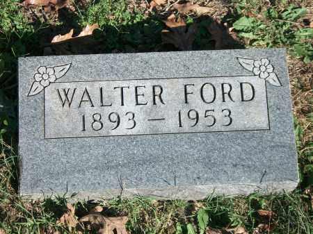 FORD, WALTER - Marion County, Arkansas | WALTER FORD - Arkansas Gravestone Photos