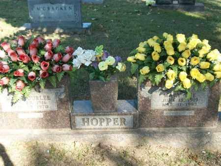 HOPPER, MARY LEE - Marion County, Arkansas | MARY LEE HOPPER - Arkansas Gravestone Photos