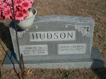 HUDSON, HOBERT DANE - Marion County, Arkansas | HOBERT DANE HUDSON - Arkansas Gravestone Photos