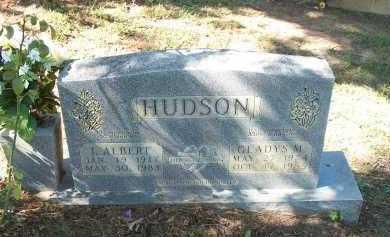 HUDSON, IRA ALBERT - Marion County, Arkansas | IRA ALBERT HUDSON - Arkansas Gravestone Photos