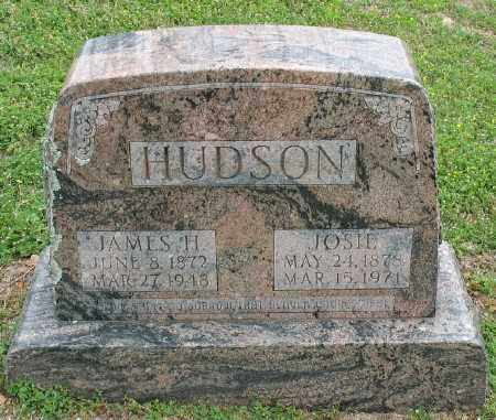 HUDSON, JOSIE - Marion County, Arkansas | JOSIE HUDSON - Arkansas Gravestone Photos