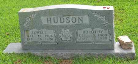 HUDSON, JEWELL - Marion County, Arkansas | JEWELL HUDSON - Arkansas Gravestone Photos