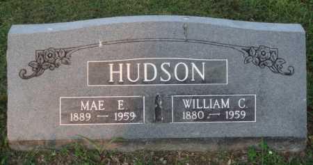 HUDSON, WILLIAM C. - Marion County, Arkansas | WILLIAM C. HUDSON - Arkansas Gravestone Photos