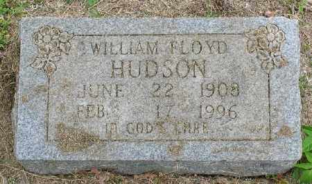 HUDSON, WILLIAM FLOYD - Marion County, Arkansas | WILLIAM FLOYD HUDSON - Arkansas Gravestone Photos