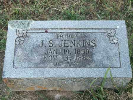 JENKINS, J. S. - Marion County, Arkansas | J. S. JENKINS - Arkansas Gravestone Photos