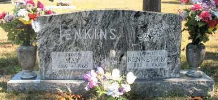 JENKINS, MAY - Marion County, Arkansas | MAY JENKINS - Arkansas Gravestone Photos