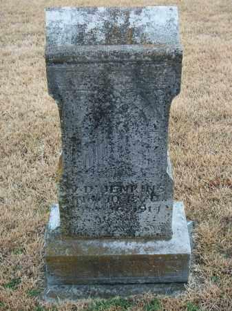JENKINS, W. D. - Marion County, Arkansas | W. D. JENKINS - Arkansas Gravestone Photos