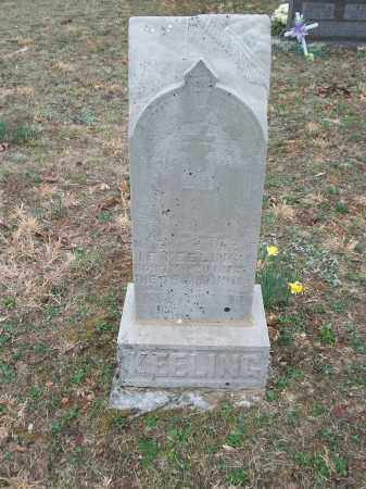 KEELING, EMMA E. - Marion County, Arkansas | EMMA E. KEELING - Arkansas Gravestone Photos