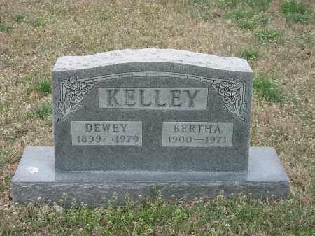 KELLEY, BERTHA M. - Marion County, Arkansas   BERTHA M. KELLEY - Arkansas Gravestone Photos