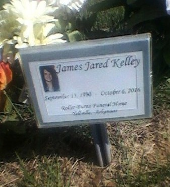 KELLEY, JAMES JARED - Marion County, Arkansas | JAMES JARED KELLEY - Arkansas Gravestone Photos