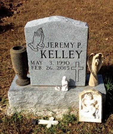 KELLEY, JEREMY P. - Marion County, Arkansas   JEREMY P. KELLEY - Arkansas Gravestone Photos