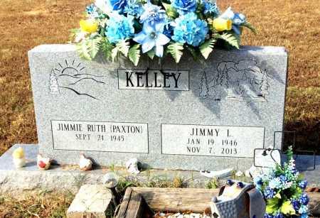 KELLEY, JIMMY L. - Marion County, Arkansas | JIMMY L. KELLEY - Arkansas Gravestone Photos