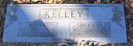 KELLEY, MINNIE - Marion County, Arkansas | MINNIE KELLEY - Arkansas Gravestone Photos