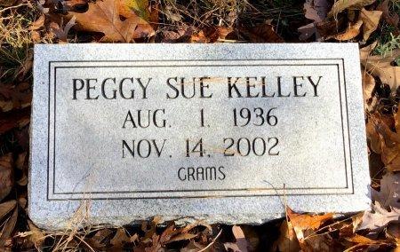 KELLEY, PEGGY SUE - Marion County, Arkansas | PEGGY SUE KELLEY - Arkansas Gravestone Photos